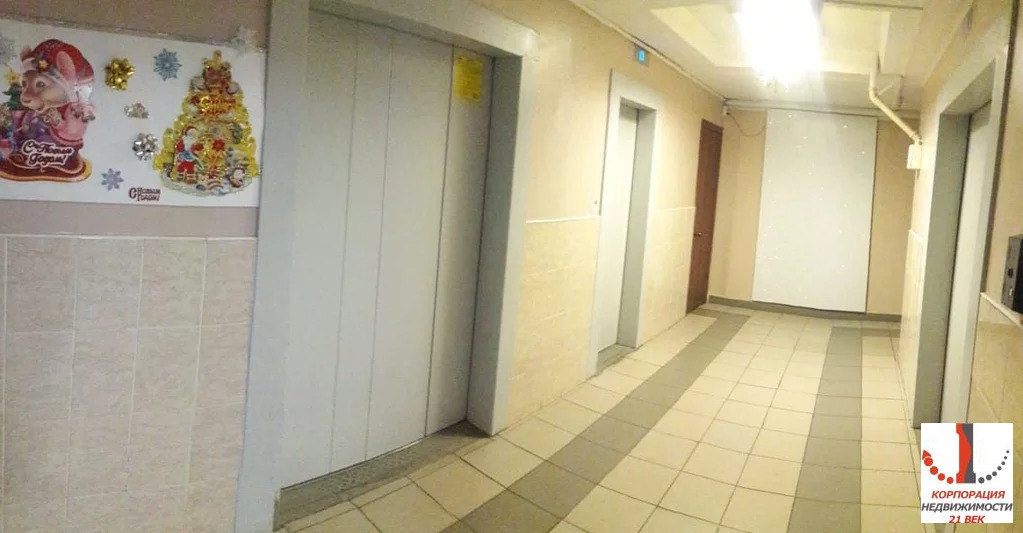3-к квартира, 77.5 м, 4/22 эт. - Фото 16
