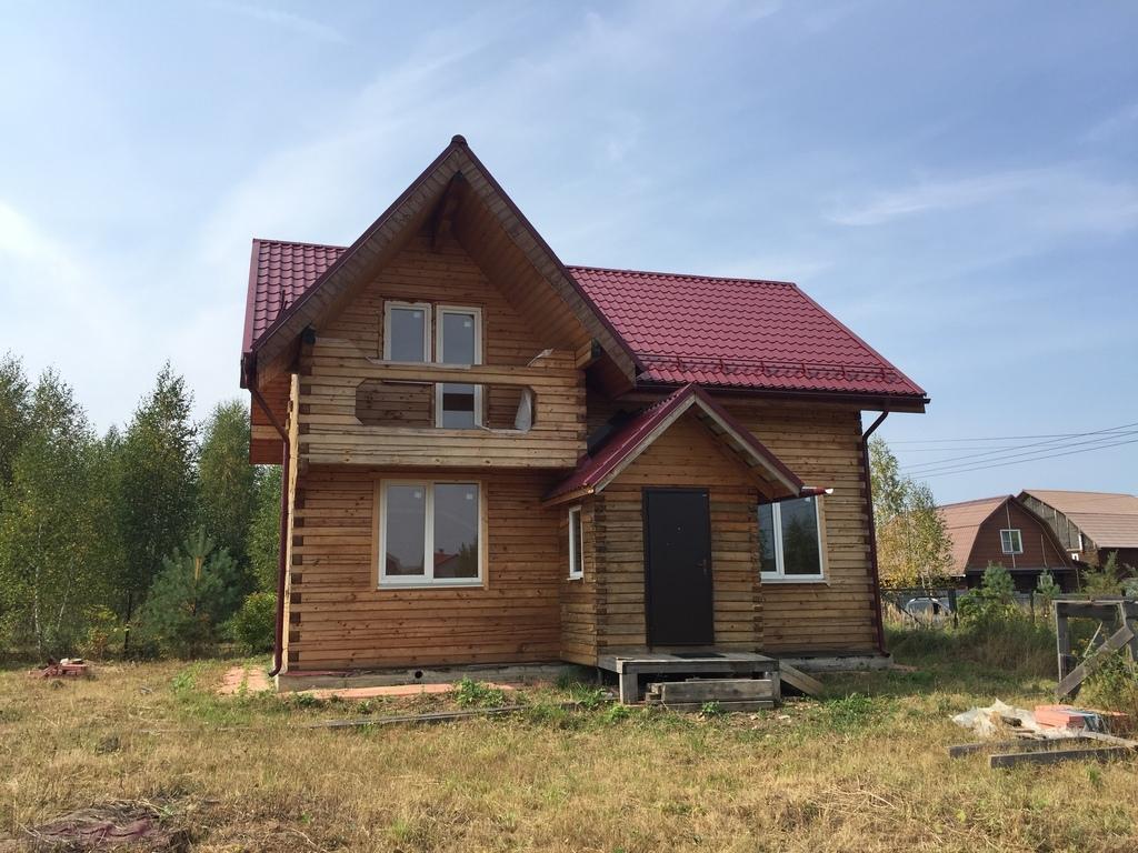 Продается дом 96м2/8с в СНТ Родничок около д. Леньково, г/о Ступино - Фото 0