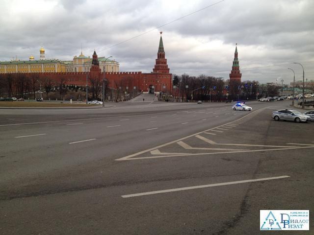 Офис 117 кв.м. с видом на Кремль, 2 мин. пешком от метро Боровицкая - Фото 30