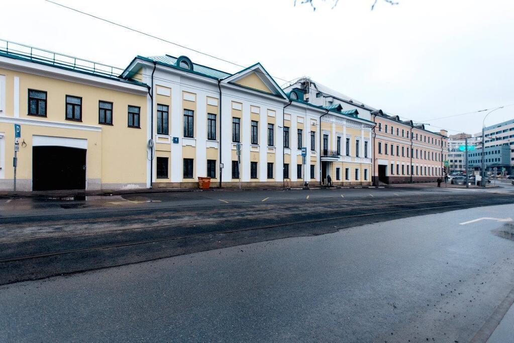 Продажа особняка 1800 кв.м. в ЦАО м.Курская - Фото 4