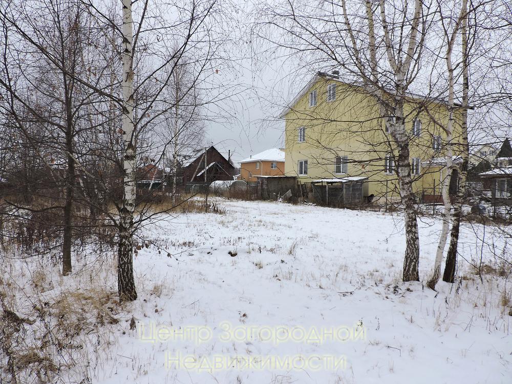 Участок, Каширское ш, 29 км от МКАД, Буняково, деревня. Участок 5.5 . - Фото 8