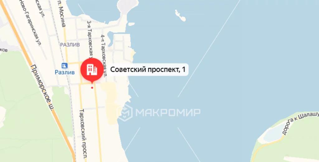Продажа квартиры, Сестрорецк, Советский проспект - Фото 8
