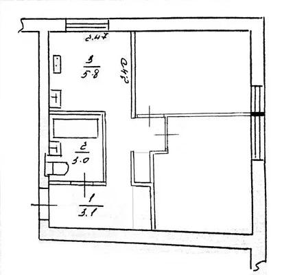 Продажа 2-к квартиры на 2/5 этаже по ул. Володарского, д. 45 - Фото 10