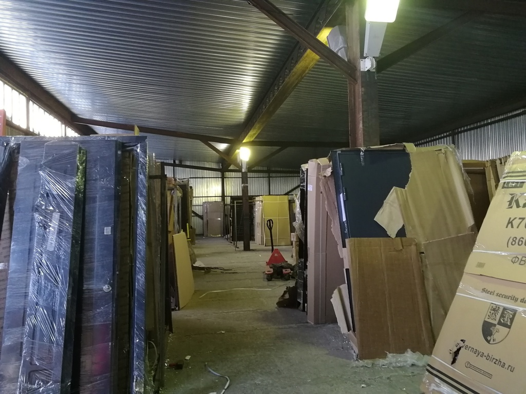 Аренда склада на КАД съезд на Косыгина - Фото 2