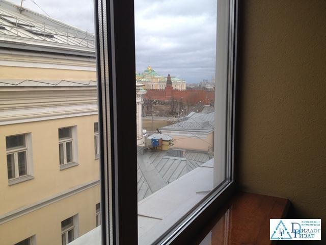 Офис 117 кв.м. с видом на Кремль, 2 мин. пешком от метро Боровицкая - Фото 9