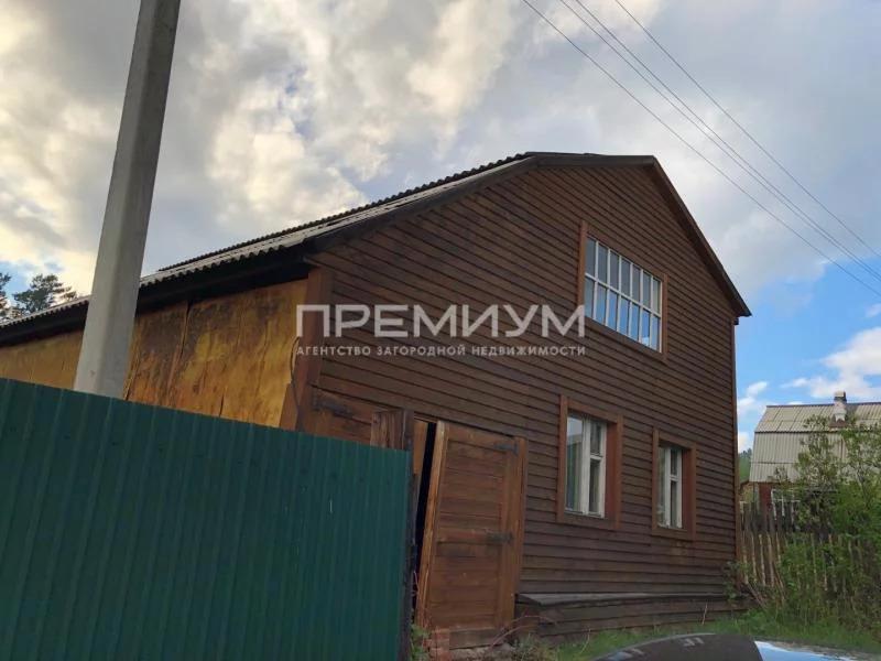 Продажа дома, Иркутск, СНТ Королок - Фото 0