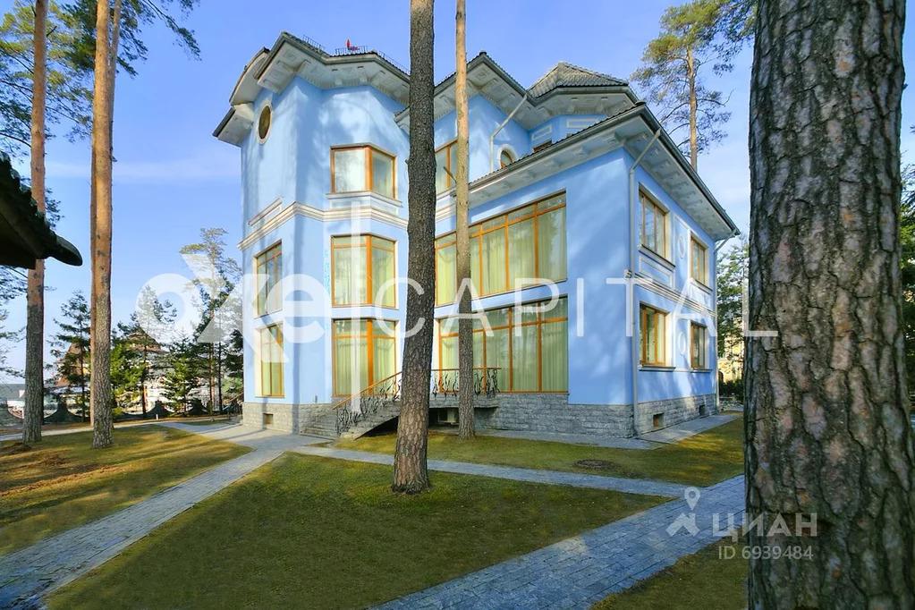 Дом в Москва Рублевское ш, 60к9 (1100.0 м) - Фото 1