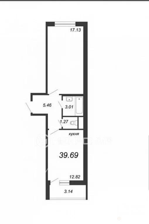 Продажа квартиры, м. Московская, Ул. Кубинская - Фото 0