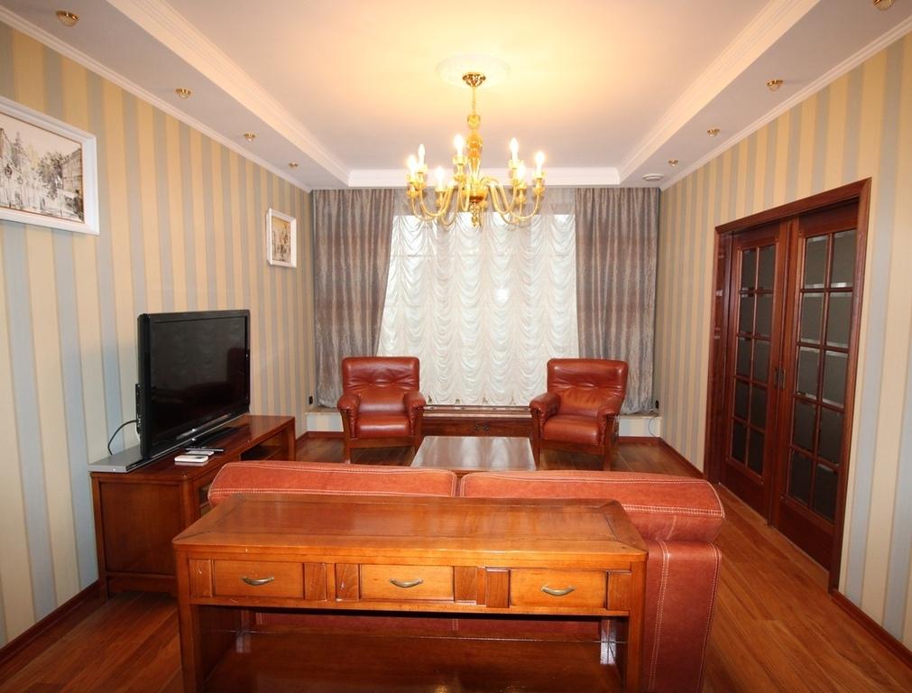 Аренда элитной квартиры Новокузнецкая - Фото 1