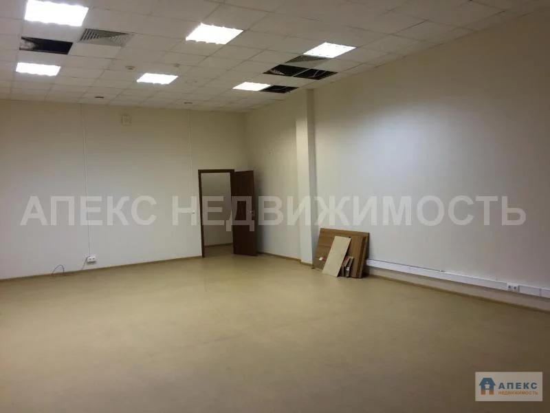 Аренда офиса 70 м2 м. Нагатинская в бизнес-центре класса В в Нагорный - Фото 3