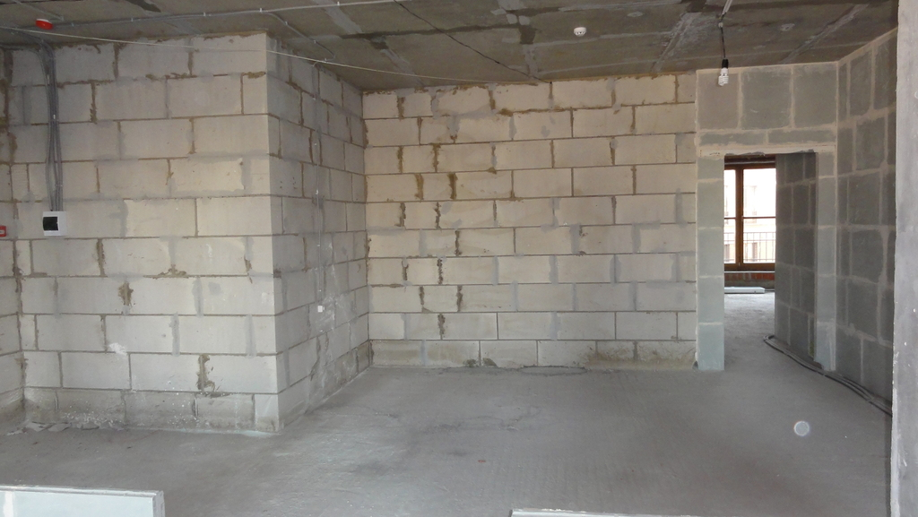 286кв.м, св. планировка, 9 этаж, 1секция - Фото 24