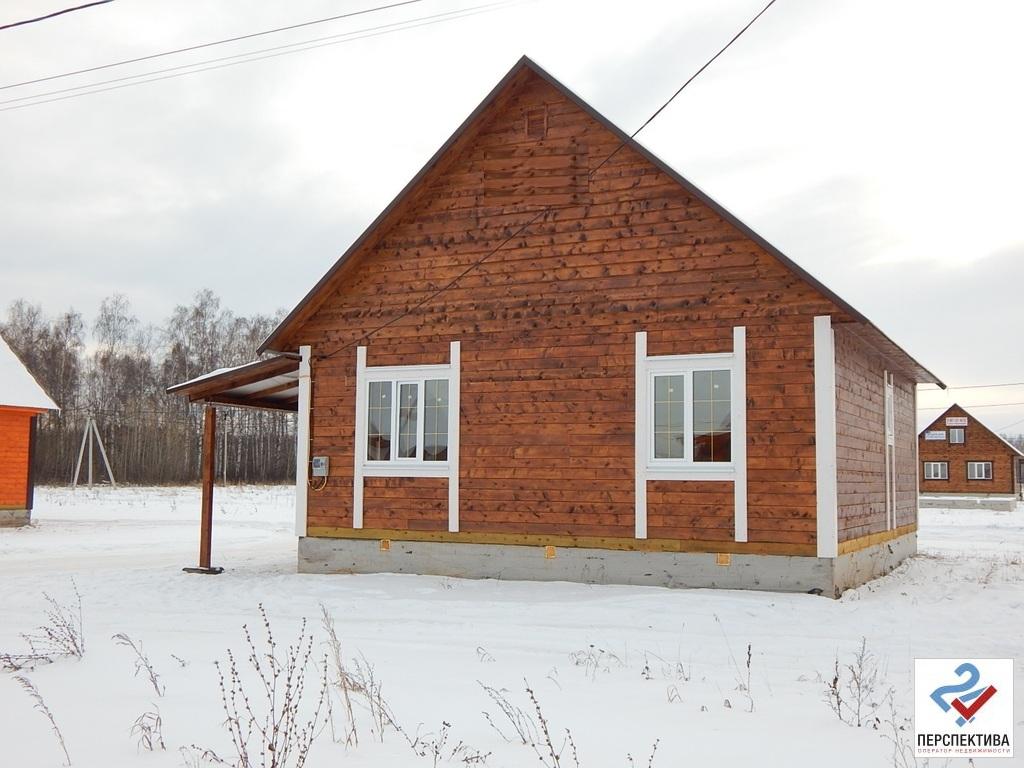 Одноэтажный дом из бруса, общей площадью 70 кв.м, на земельном участк - Фото 4