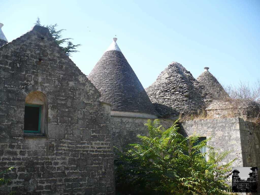 Усадьба с Трулли в Сельва - ди – Фазано, Апулия, Италия - Фото 15