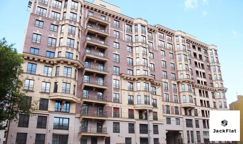 80 кв.м, св. планировка, 8этаж, 8 секция - Фото 17