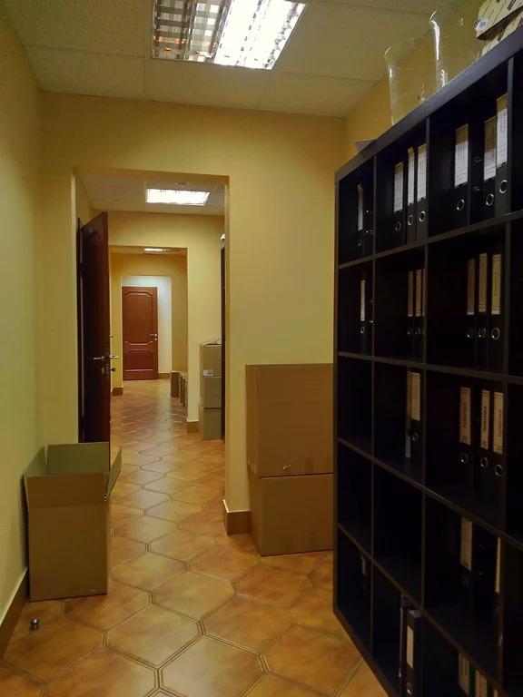 Офис 200кв.м. на Кантемировской. - Фото 9