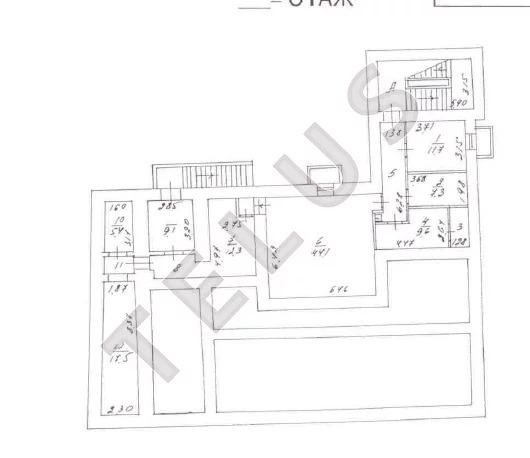 """М. Полянка, Казачий переулок, 1074м2 """"Продажа особняка"""" (ном. объекта: . - Фото 3"""