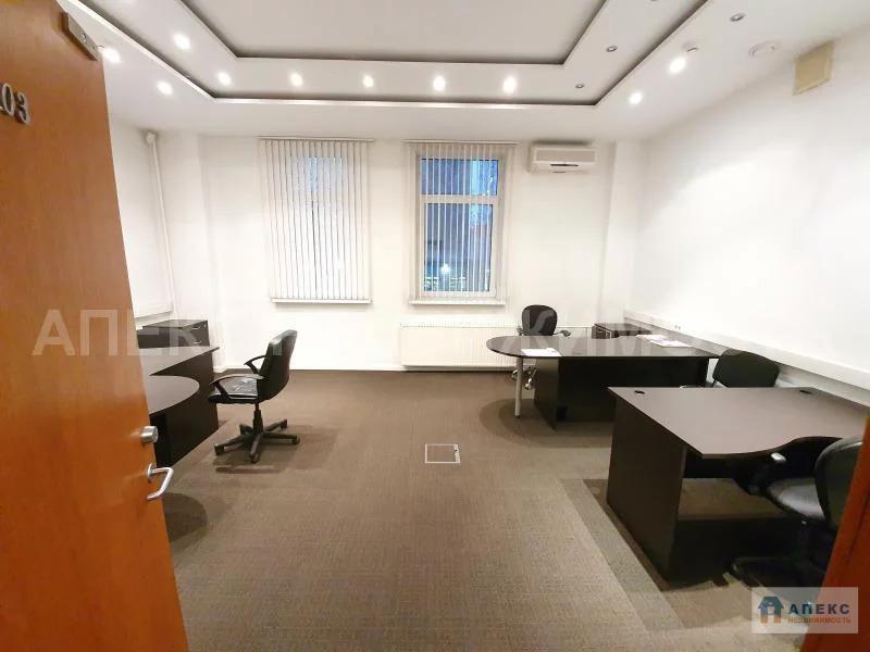 Аренда офиса 215 м2 м. Октябрьское поле в бизнес-центре класса А в . - Фото 4