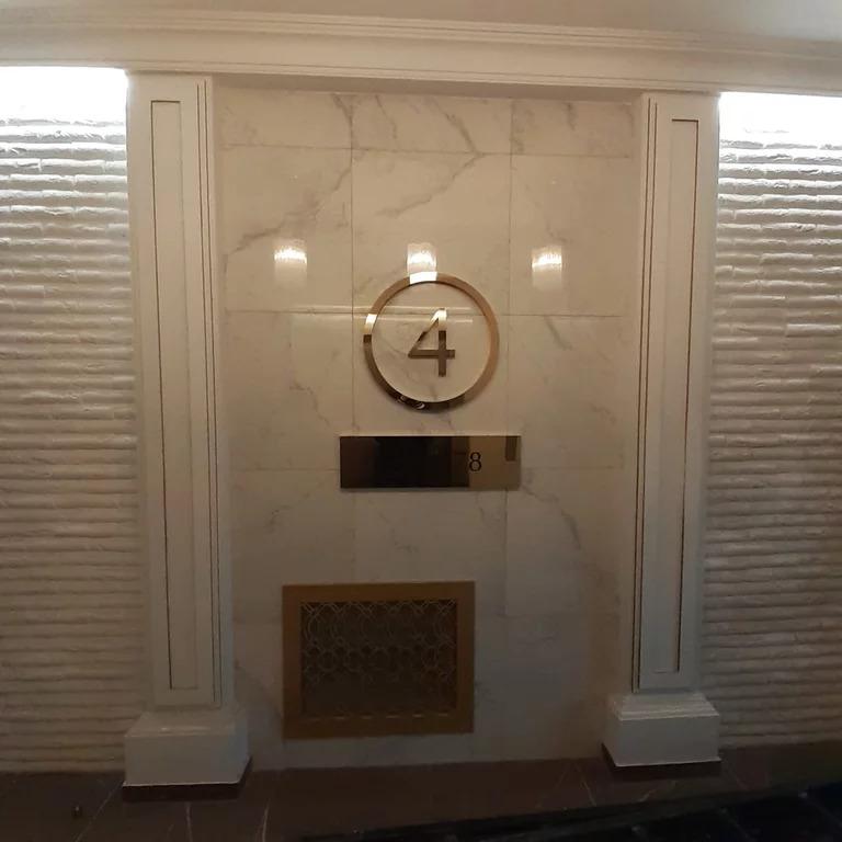 3-х комнатная квартира в ЖК Династия - Фото 10