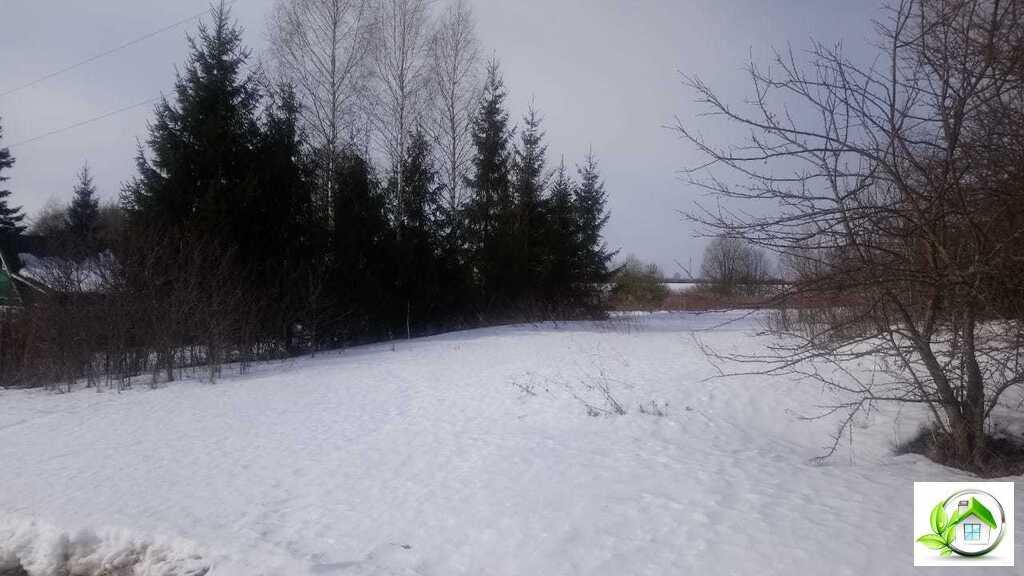 Купить земельный участок 12 соток в середине деревни, в Московской обл - Фото 20