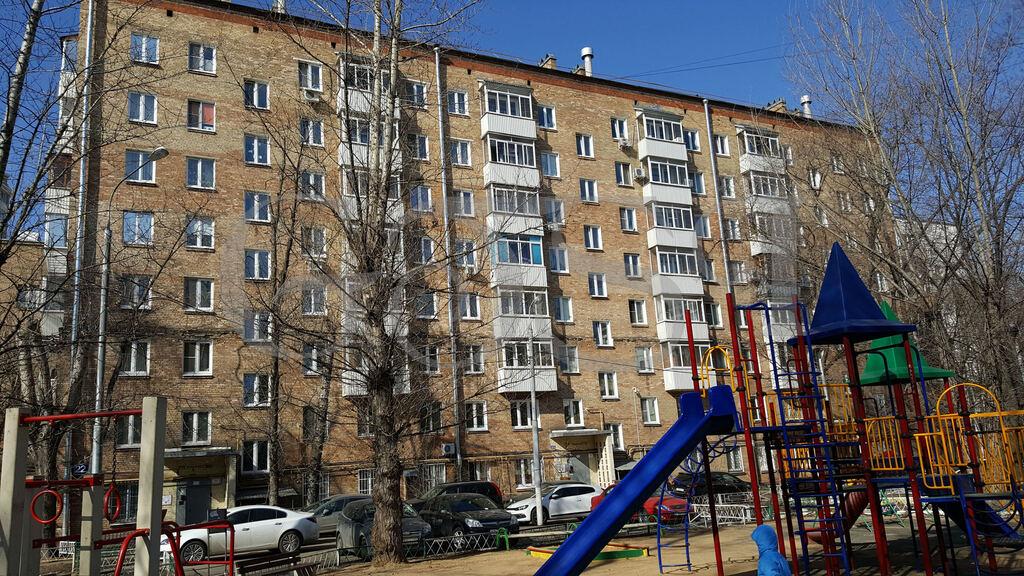 Уютная 2-х комнатная квартира в кирпичном доме, Купить квартиру в Москве, ID объекта - 333824288 - Фото 1
