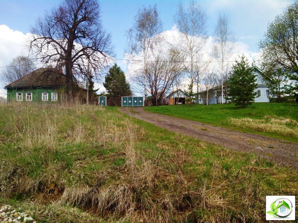 Купить земельный участок 12 соток в середине деревни, в Московской обл - Фото 11