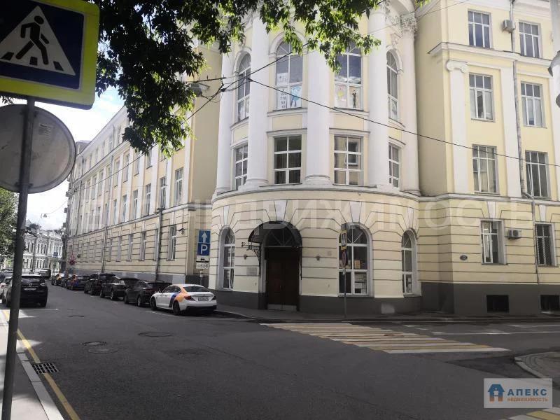 Аренда офиса 699 м2 м. Курская в административном здании в Басманный - Фото 1
