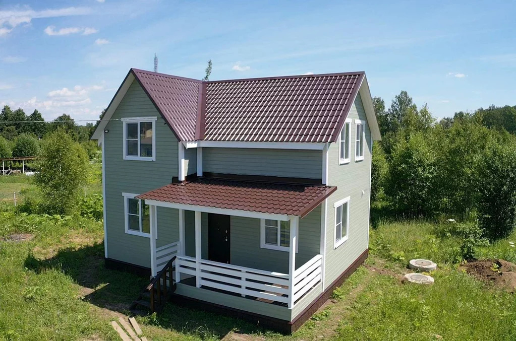 Продается: дом 115 м2 на участке 15 сот. - Фото 0