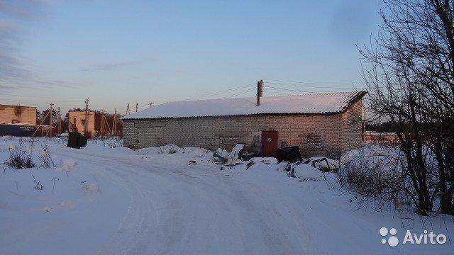 Производственное помещение, 500 м д. Бор - Фото 1