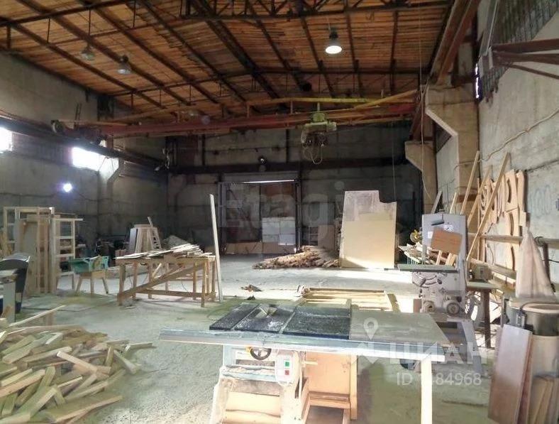 Производственное помещение в Кемеровская область, Кемерово Западный . - Фото 1