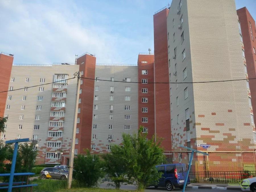 Современная 1-к квартира с автономным отоплением по ул. Молодежная 17, Купить квартиру в Белгороде, ID объекта - 335246756 - Фото 1