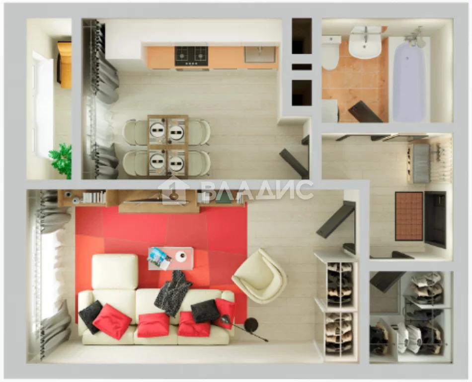 Продажа квартиры, Лопатино, Ленинский район, Сухановская улица - Фото 6