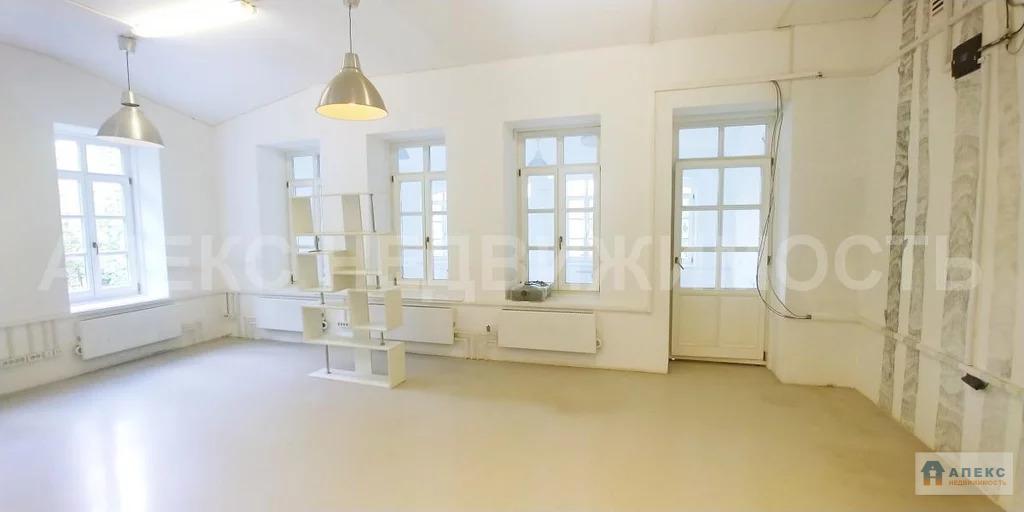 Аренда офиса 416 м2 м. Белорусская в особняке в Тверской - Фото 5