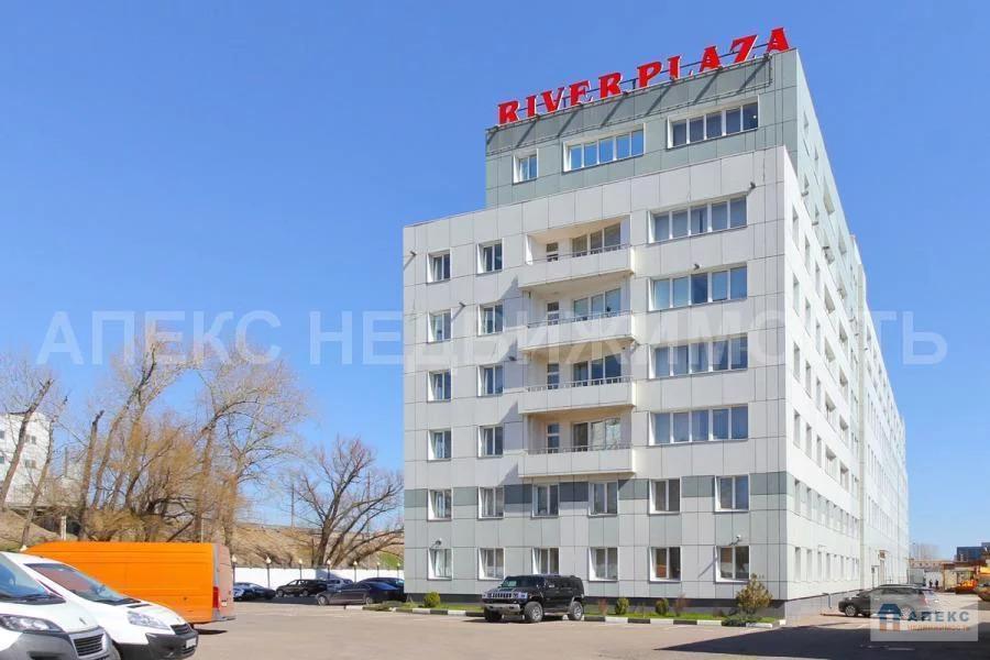 Аренда офиса 98 м2 м. Нагатинская в бизнес-центре класса В в Нагорный - Фото 0