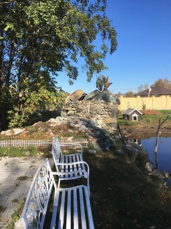 Эксклюзивный земельный участок 75 соток с прудом Екб пос. Полеводство - Фото 12