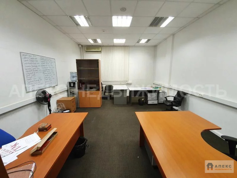 Аренда офиса 215 м2 м. Октябрьское поле в бизнес-центре класса А в . - Фото 7