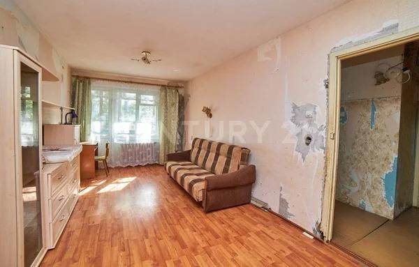 В продаже однакомнатная квартира улучшенной планировки. - Фото 1