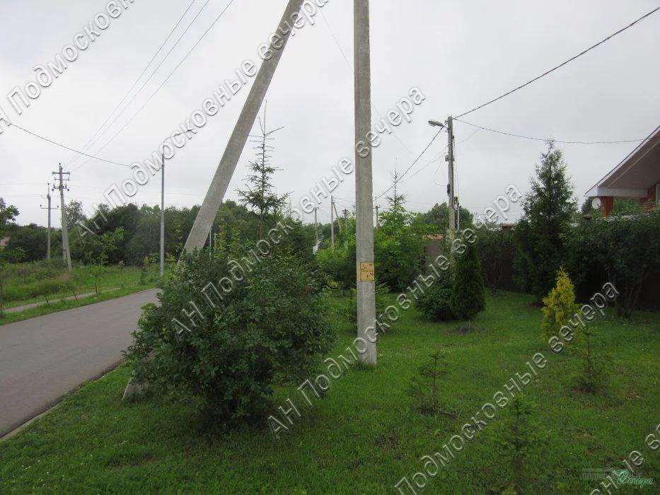Киевское ш. 20 км от МКАД, Птичное, Участок 15 сот. - Фото 6