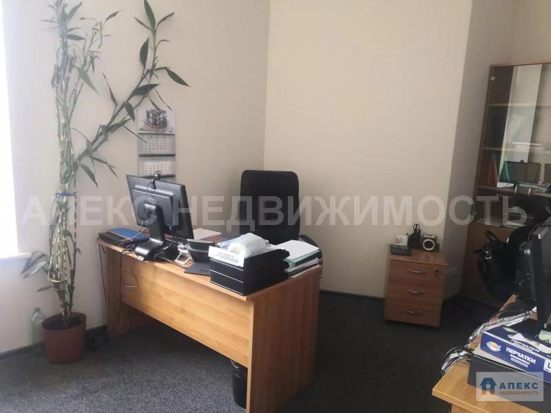 Аренда офиса 416 м2 м. Курская в административном здании в Басманный - Фото 4