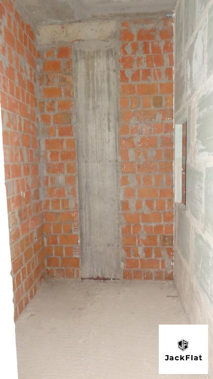 80 кв.м, св. планировка, 8этаж, 8 секция - Фото 4