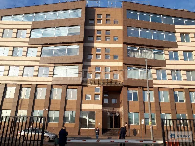Аренда офиса 388 м2 м. Строгино в бизнес-центре класса А в Строгино - Фото 0