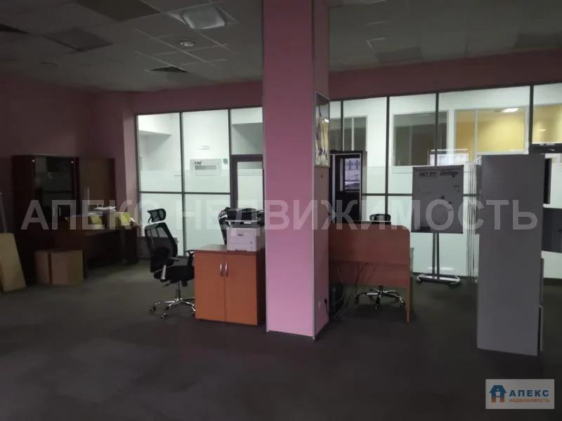 Аренда помещения 5776 м2 под офис, банк м. Кожуховская в бизнес-центре . - Фото 3