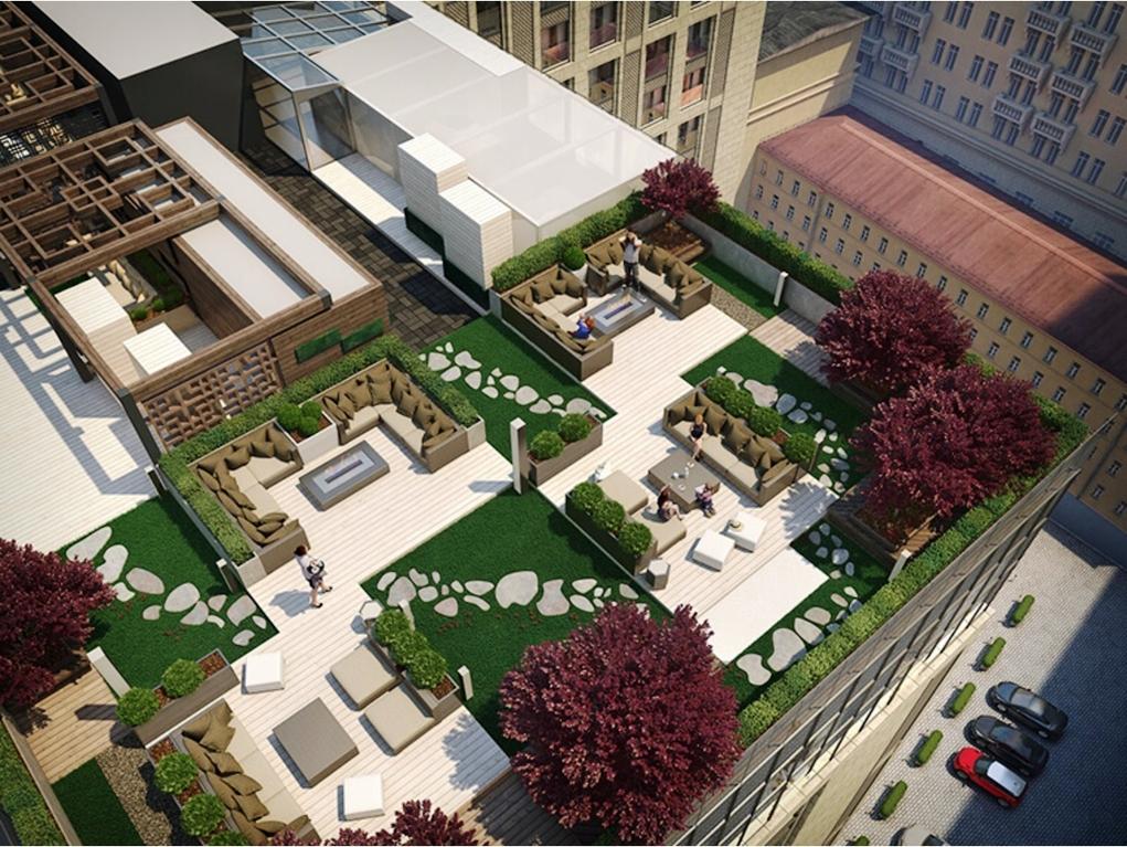 "ЖК ""Сады Пекина""- Penthouse, 177 кв.м, 13/13 этаж, 1 корпус, 5 спален - Фото 12"