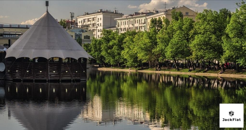 ЖК Современник - роскошная однушка (39 кв.м.) с своим патио - Фото 1