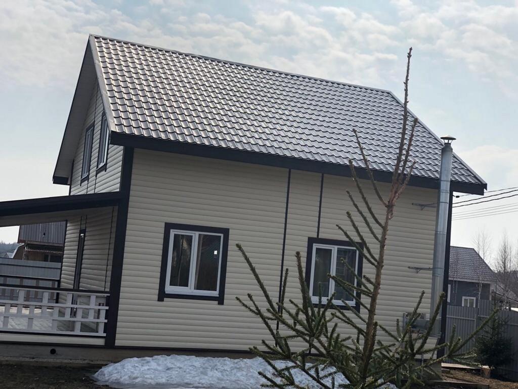 Наро-Фоминск дом (дача , коттедж) . Недвижимость в Подмосковье Исток - Фото 13