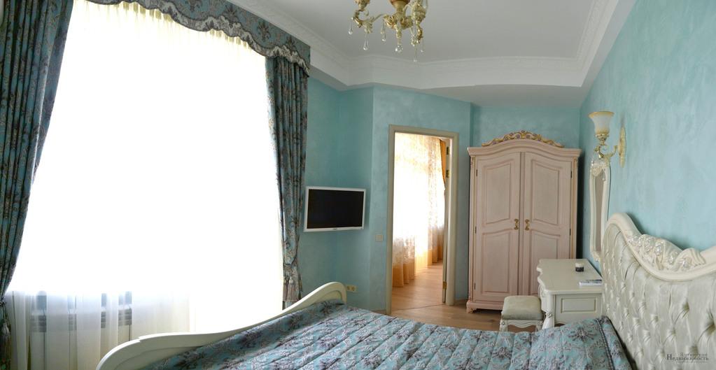 Квартира с дизайнерским ремонтом в элитном ЖК, в Гурзуфе, вид на море - Фото 13