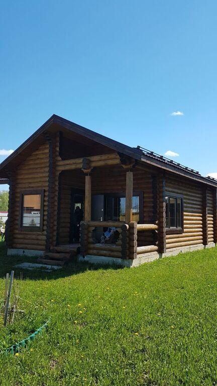 Продам новый дом в Вельяминово. Газ, вода. ПМЖ. - Фото 1