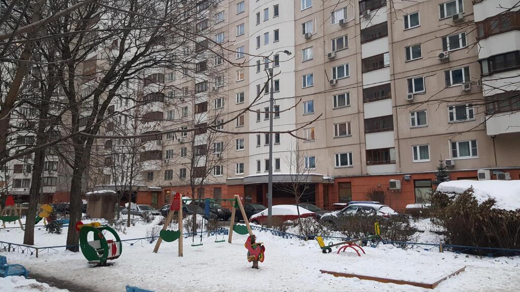 Аренда 1-комнатная квартира м.Каховская - Фото 10