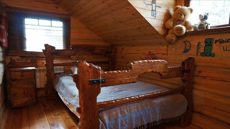 Двухэтажный домик с русской баней в пос. Мельничный Ручей - Фото 15