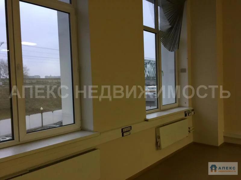 Аренда офиса 70 м2 м. Нагатинская в бизнес-центре класса В в Нагорный - Фото 1
