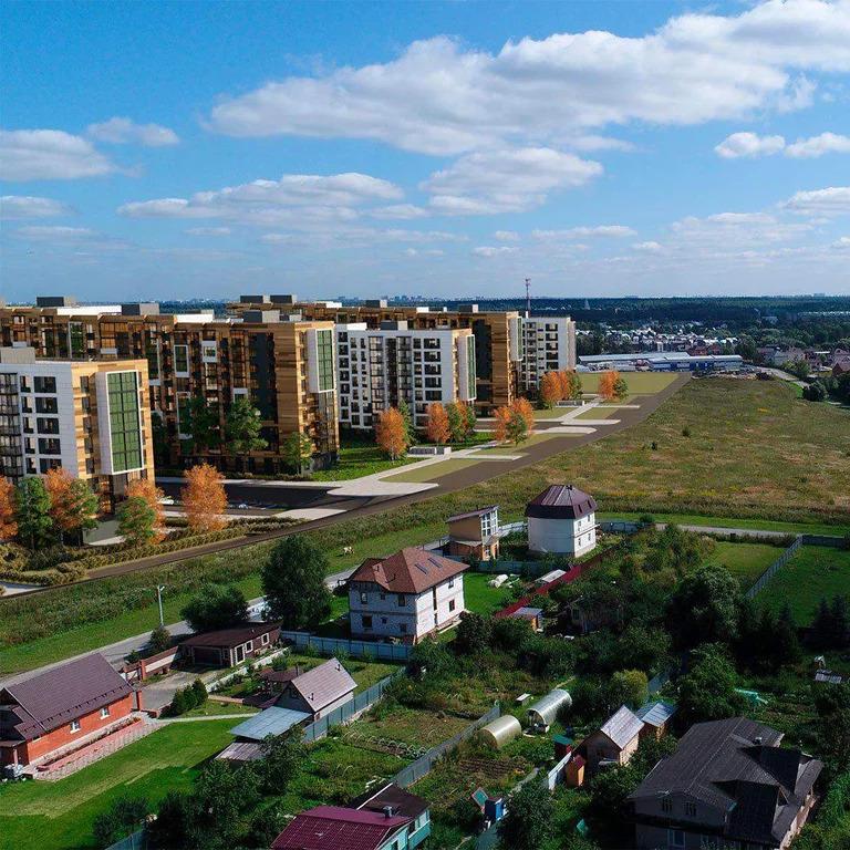 Продажа квартиры, м. Филатов Луг, Деревня Староселье - Фото 1
